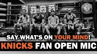 Download New Yorks Knicks Fan Open Mic   Say What's on Your Mind! Video