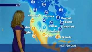 Download Ursula Bracken RTE Weather Video