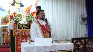 Download Fr. Daniel Poovannathil live streaming MCRC Bible Study. 20-07-2019 Video
