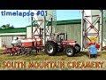 Download Farming simulator 17   South Mountain Creamery Farm With Seasons   Timelapse ep#01 Video