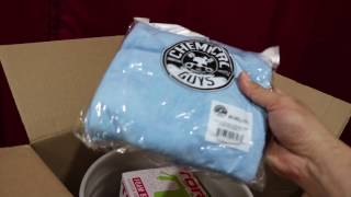 Download Chemical Guys Costco Kit Unboxing Video
