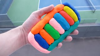 Download Can Play Doh Protect an iPhone 6S from 100FT Drop Test? Video