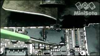 Download Ремонт iPhone 4 (модемный процессор и flash) Video