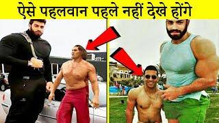 Download इस भारतीय बॉडीबिल्डर की बॉडी से विदेशी भी घबरा रहे हैं TOP 5 INDIAN BODYBUILDERS Video