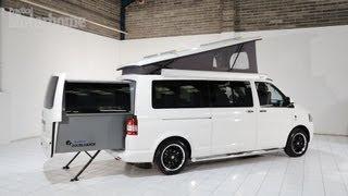 Download Practical Motorhome Danbury Doubleback camper review Video