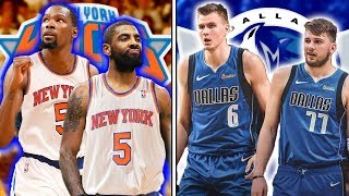 Download The REAL Reason The Kristaps Porzingis Trade Went Down Video