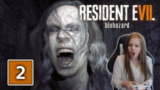 Download IS SHE DEAD?! | Resident Evil 7 Gameplay Walkthrough Part 2 Video