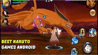 Download 13 Games Naruto Terbaik di Android 2018 I Best Naruto Games In Android 2018 Video
