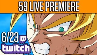 Download DBZA Episode 59 LIVE TWITCH STREAM 6/23/17 Video