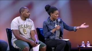 Download The Evans Family Discusses Faith & Loss Video