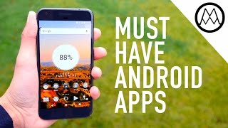 Download Top 10 Best Android Apps you MUST HAVE! Video