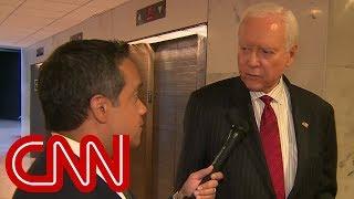 Download GOP senator on Trump allegations: I don't care Video