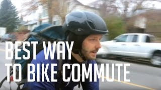 Download What's the best way to commute by bike: City, road bike or mountain bike? Video