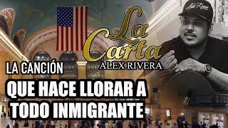 Download ¡CANCIÓN QUE HACE LLORAR A INMIGRANTES! - ″Alex Rivera″ ″Pedro Rivera″ | La Carta | Inmigración Video