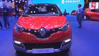 Download Renault Captur Intens Energy TCe 120 hp EDC (2017) Exterior and Interior in 3D Video