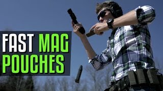 Download An Impressive Mag Pouch - The Esstac KYWI Video