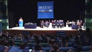 Download Hult International Business School Dubai Graduation 2009 Video