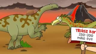 Download Dinó dal - dinoszauruszok gyerekeknek Video