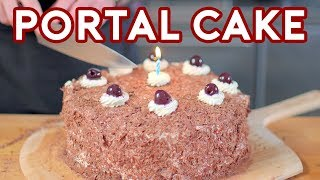 Download Binging with Babish: The Cake from Portal Video