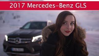 Download Fahrbericht: 2017 Mercedes-Benz GLS 350d 4Matic im Test Video