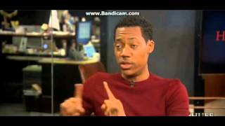Download Tyler James Williams on backlash for ″Dear White People″ role Video
