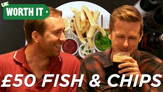 Download £4 Fish And Chips Vs. £50 Fish And Chips Video
