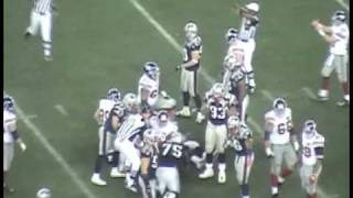 Download Super Bowl XLII, NY Giants vs New England Patriots Eli Manning Pass To Plaxico Burress Video