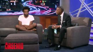 Download Childish Gambino talks: Leaving Community, Fears and Hopes for the Future and More! Video