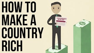 Download How to Make a Country Rich Video