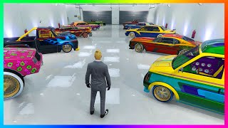 Download TOP 5 Benny's Customs DLC Cars & Vehicles In GTA Online! (GTA 5 Best Cars) Video