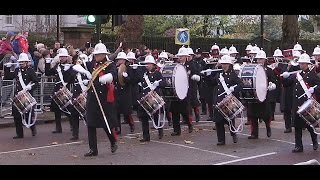 Download Remembrance Sunday 2016: The March to the Cenotaph Video