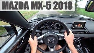Download 2018 Mazda MX-5 RF 2.0 Skyactiv-G160, 4K POV TEST: Těžko ji nemilovat! Video