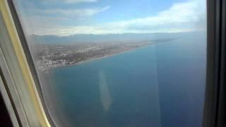Download Sunexpress istanbul SAW - Antalya Flight and Landing Video
