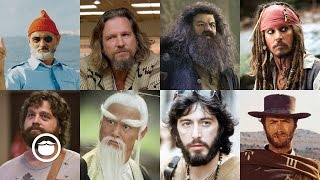 Download Are These 8 Famous Movie Beards Real or Fake? | Carlos Costa Video