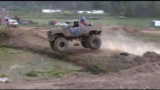 Download Blue Truck 1 Ton Obstacle Course At Cornfield 500 Sept 2016 Video
