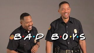 Download Our First Week on Bad Boys for Life! Video
