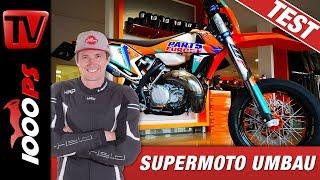 Download KTM 2-Takt Supermoto am Prüfstand - Wie viel Leistung? Video