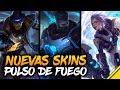Download NUEVAS SKINS - RIVEN, TWISTED FATE y SHEN PULSO DE FUEGO - Teaser | Noticias League Of Legends LoL Video