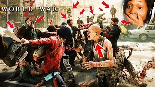 Download LOOK AT ALL THESE ZOMBIES.. ACTUALLY HOW!? | World War Z Gameplay (New York Part 1) Video