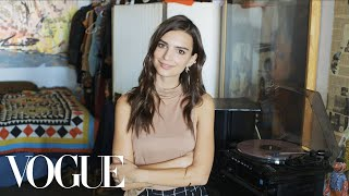 Download 73 Questions With Emily Ratajkowski | Vogue Video