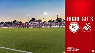Download HIGHLIGHTS Richmond Kickers vs Swansea City AFC July 19 Video