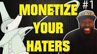 Download Monetize Your Haters #1: Clown Thinks I Shouldn't Talk Politics Video