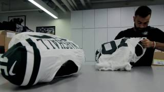 Download Behind The Scenes with the New York Jets Equipment Crew Video