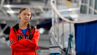 Download Greta Thunberg is 'a miserable child manipulated by adults' Video