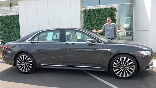 Download Here's Why the Lincoln Continental Is an Underrated Luxury Sedan Video