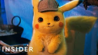 Download How Pokémon Were Brought To Life In 'Detective Pikachu' Video