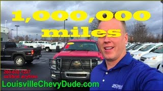 Download 1 million mile duramax diesel truck. yes 1,000,000 miles on this 2011 Duramax diesel truck Video