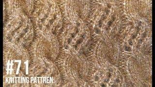 Download New Beautiful Knitting pattern Design #71 2018 Video