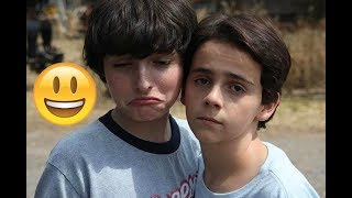 Download IT Movie Cast - TRY NOT TO LAUGH😊😊😊 - Best Funniest Moments 2017 #10 Video
