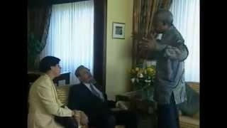 Download Nelson Mandela y Fidel Castro dos líderes hermanos Video
